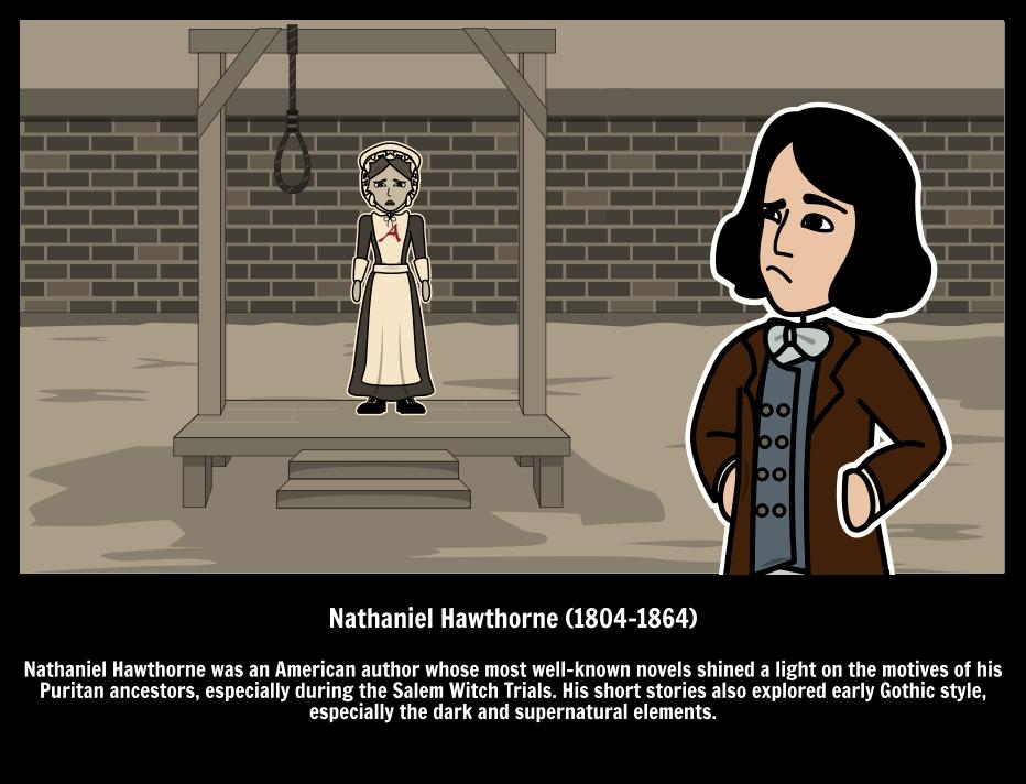 Nathaniel Hawthorne Biography | Famous Authors