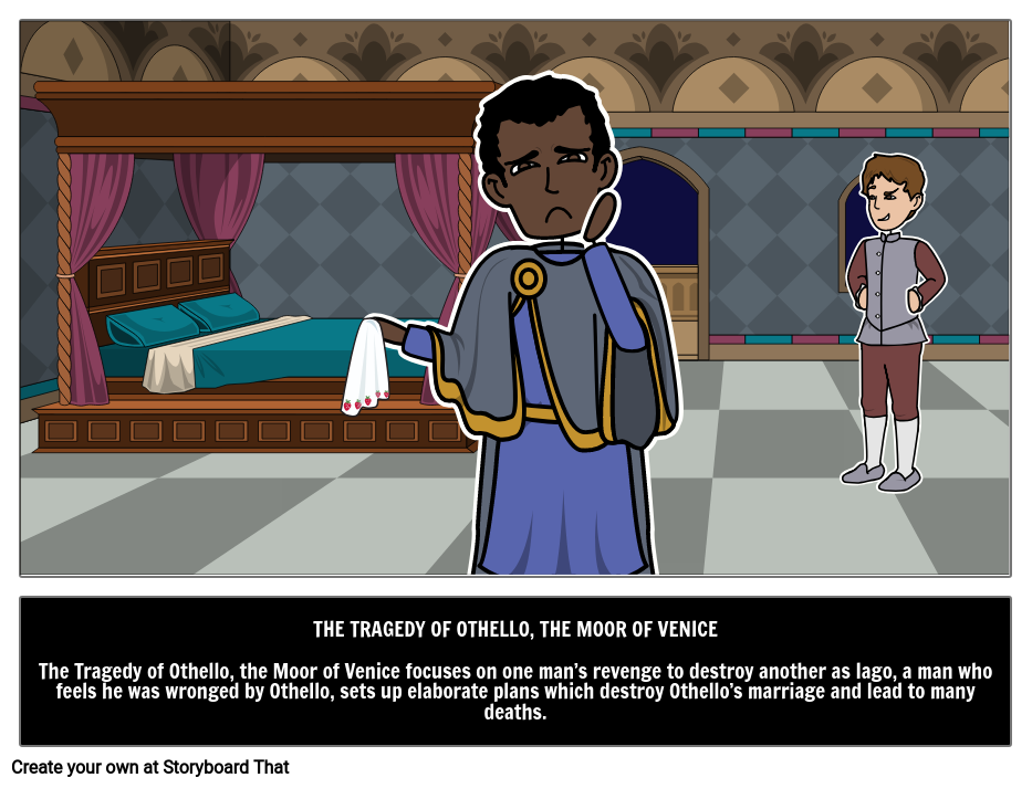 othello foils of each other They each have a lesson to teach, too the moral enigma of shakespeare's othello othello as tragic hero stage history of othello othello: plot summary.