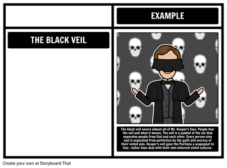 Symbolism in The Minister's Black Veil