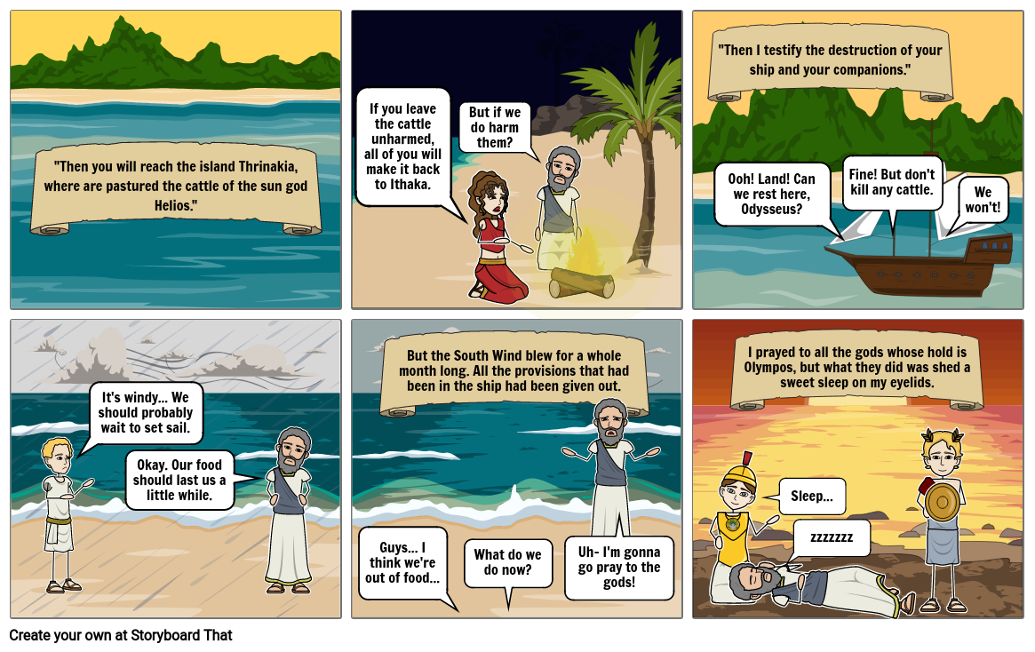 Odyssey: The Crash Part 2