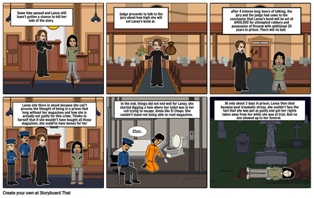 Lanoy's Bill of Rights Storyboard P2