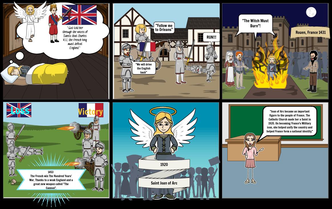 Part 2: Joan of Arc