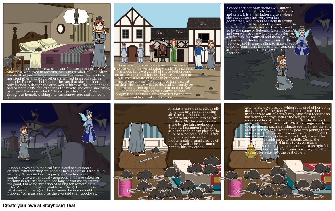 Bubonic's Plague