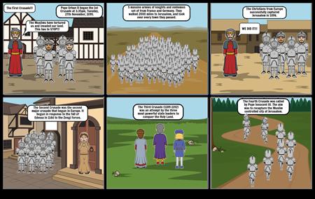 History - Crusades