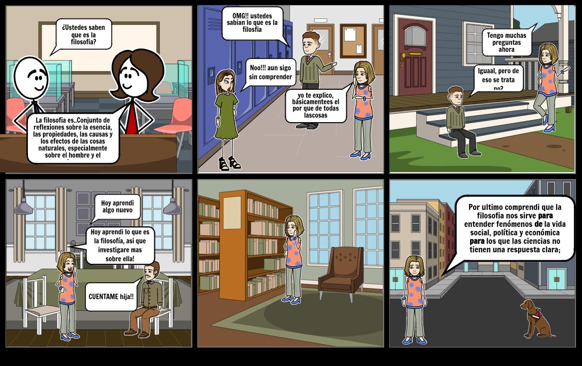 comic de filosofia