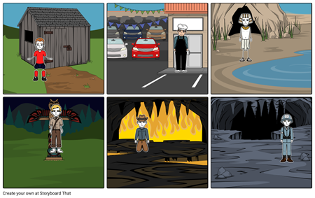 Buddy's Storyboard
