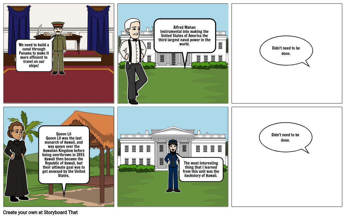 History StoryboardThat part 2
