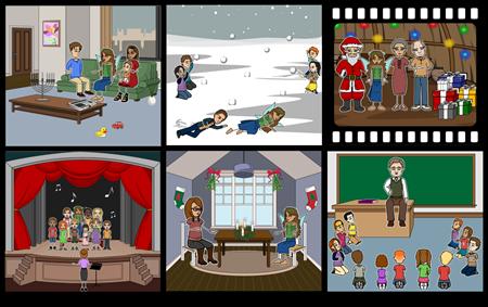 Histoire de Noel 2
