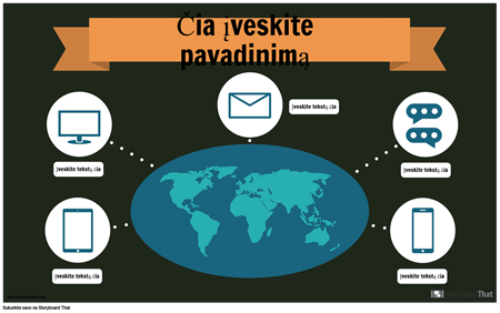Bendravimas Info-1