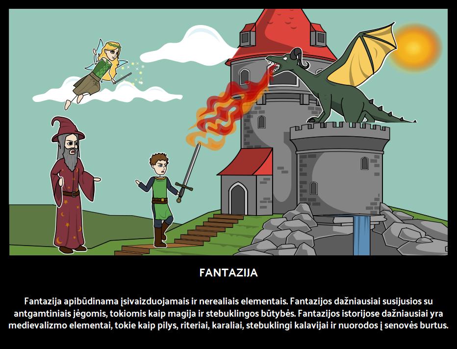 Fantazija