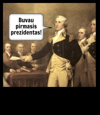 George Washington Pavyzdys