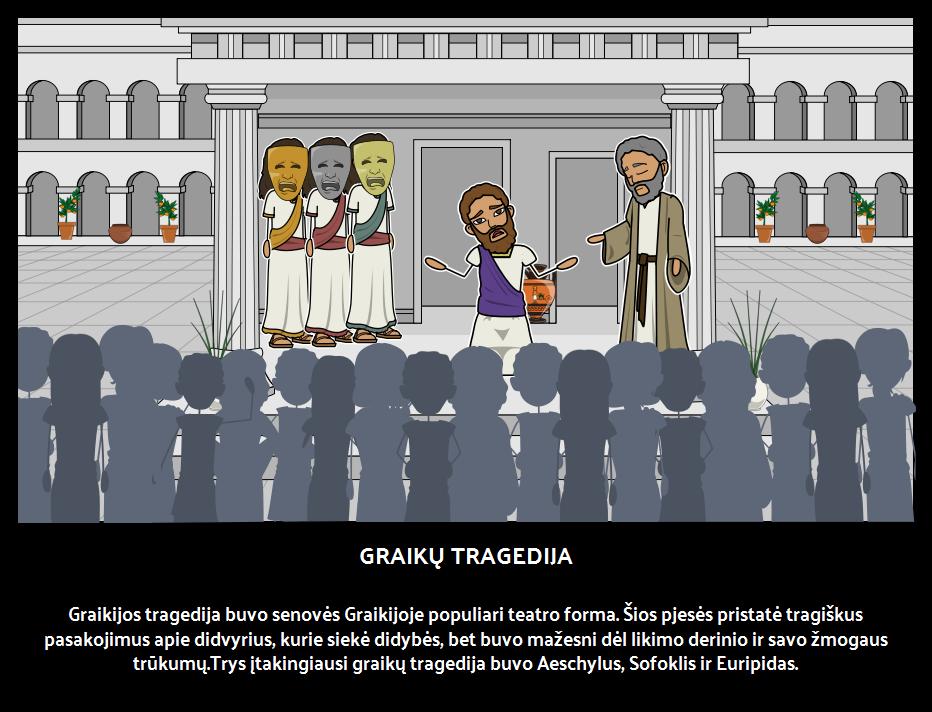 Graikų Tragedija