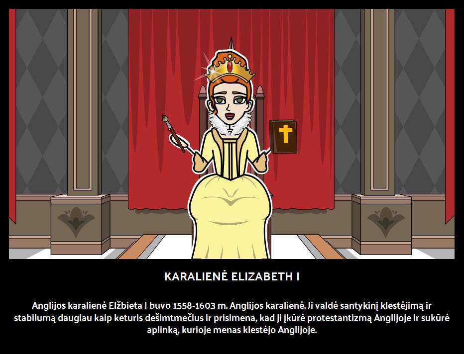 Karalienė Elizabeth I