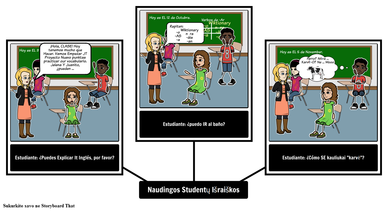 Klasės: Studentų Išraiškos