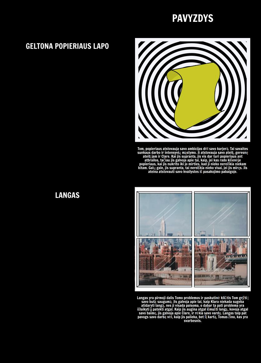 Simboliai ir Temos Turinį Numirėlio Kišenės