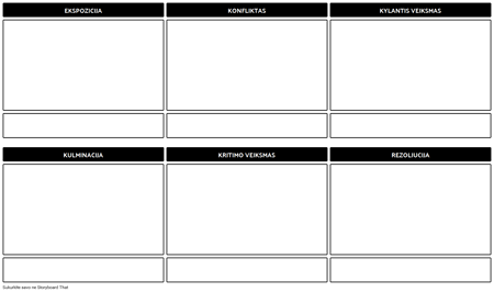 Sklypo Diagramos Planavimo Schema Šablonas