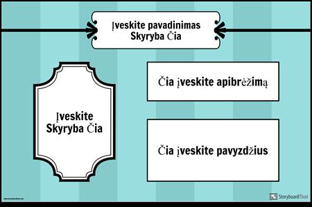 Skyrybos Plakatas 1
