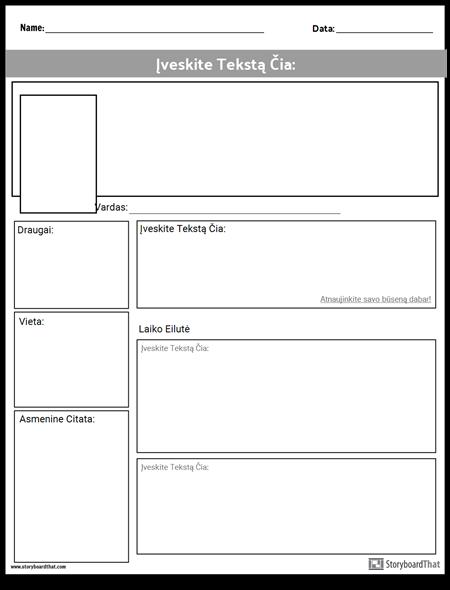 Socialinės Žiniasklaidos Projekto Puslapis