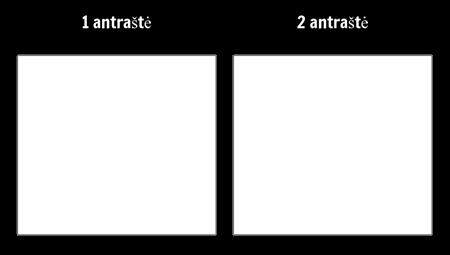 T-diagramos - Tuščias
