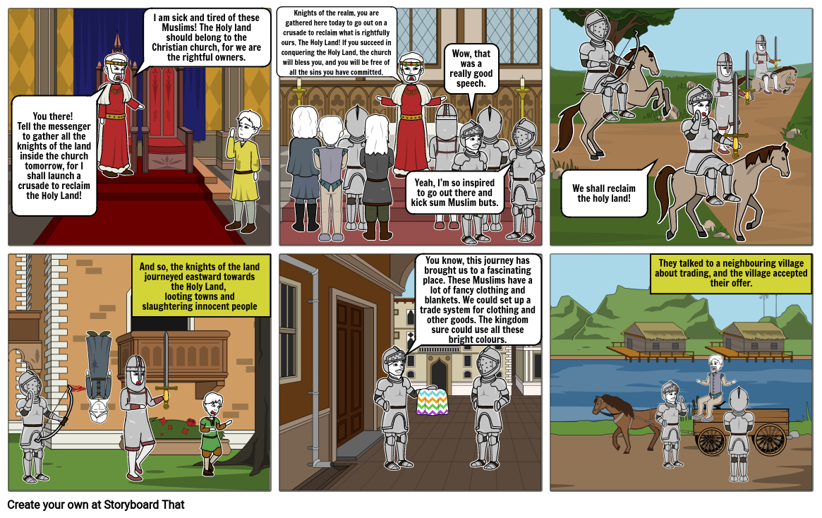 The Crusades (1)