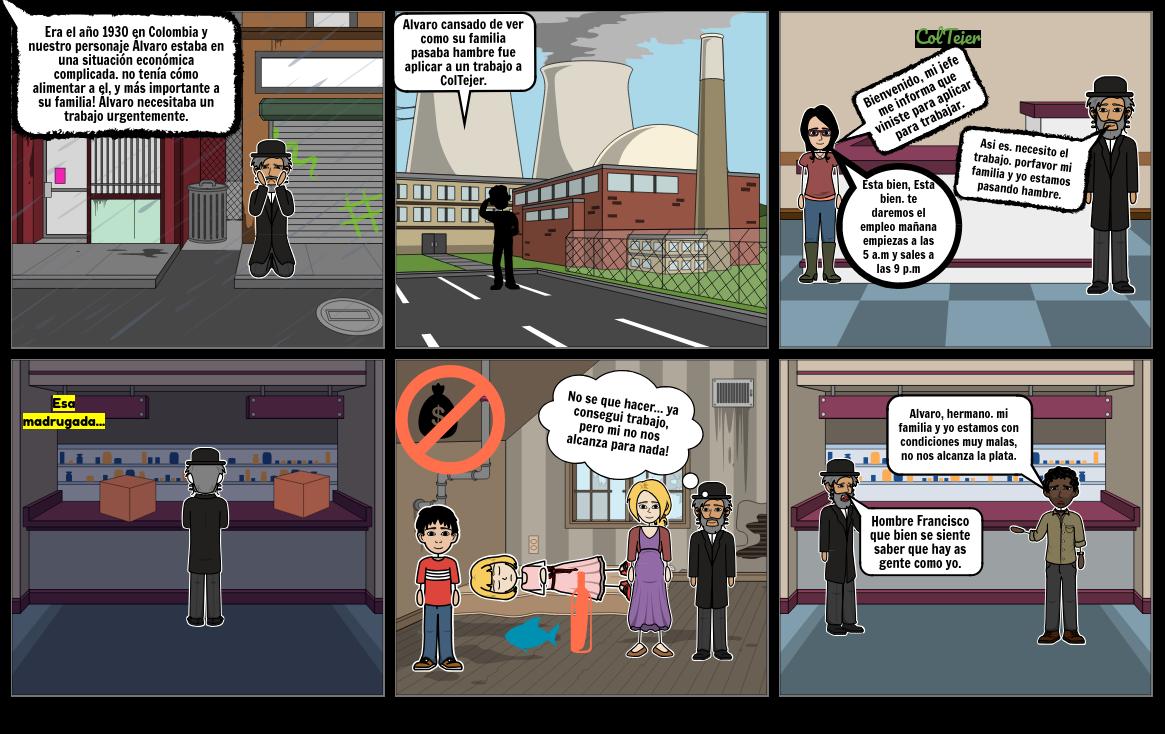 Comic Sociales