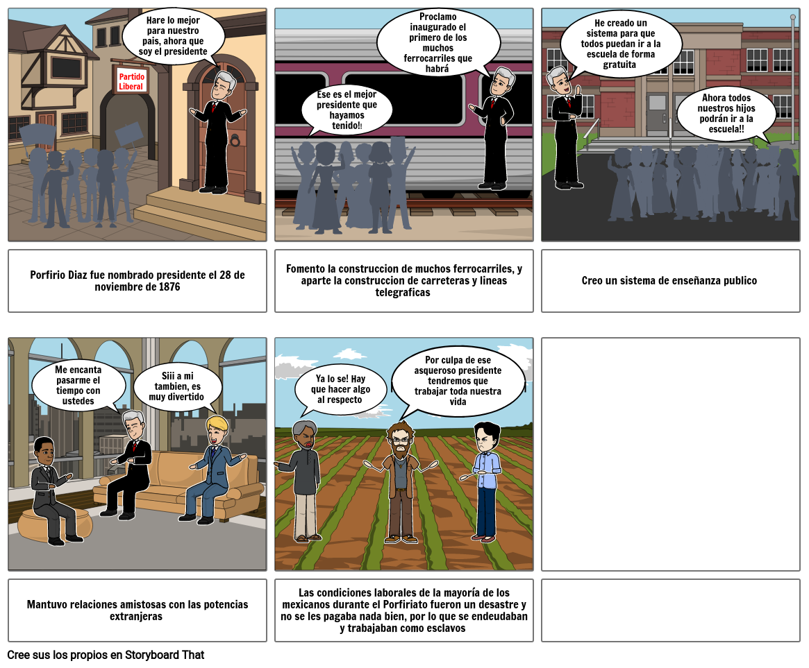 Historieta Proyecto Anual Historia