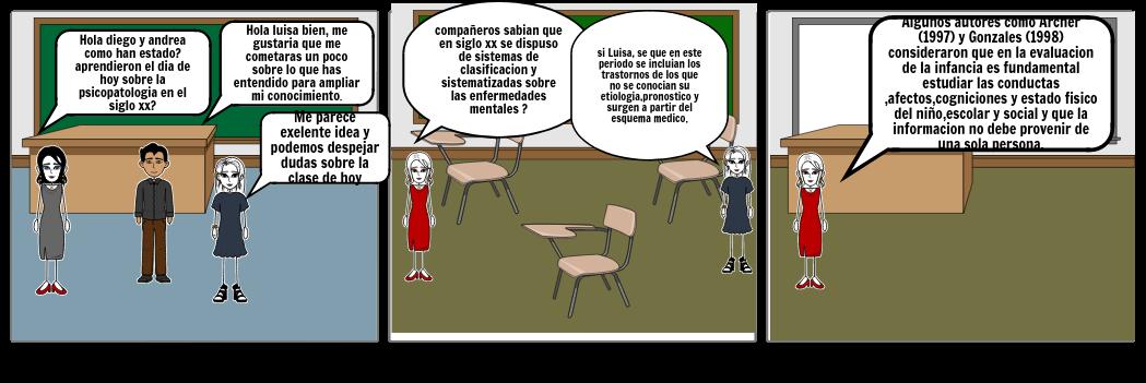 PSICOPATOLOGIA  DE LA NIÑEZ Y LA ADOLESCENCIA