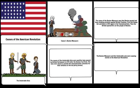 American Revolotions