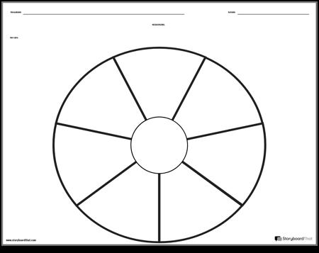 Apļa Diagramma - 9