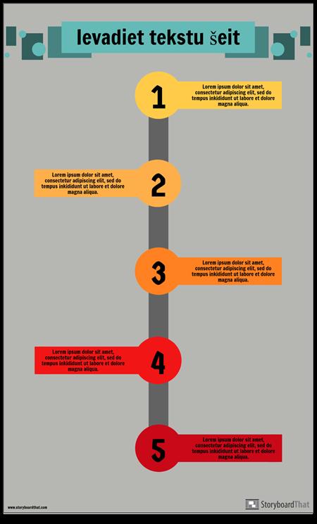 Ceļojums Karte Info-1