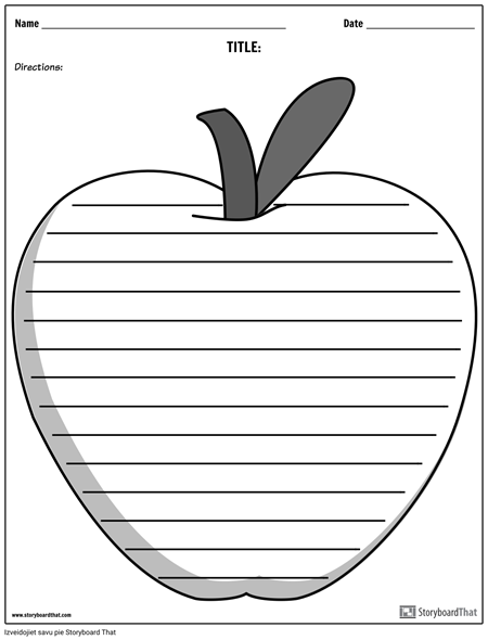 Creative Writing - Apple
