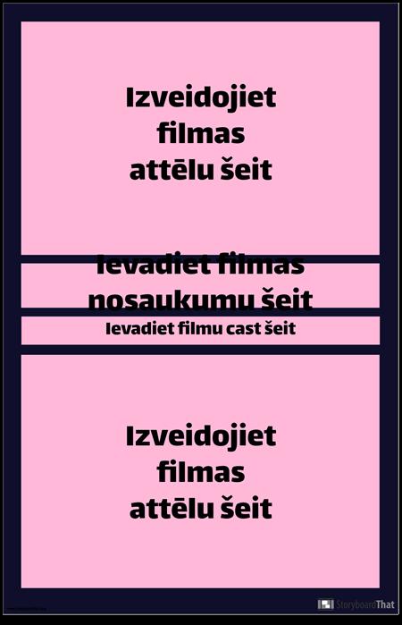 Filmas 2. Afiša