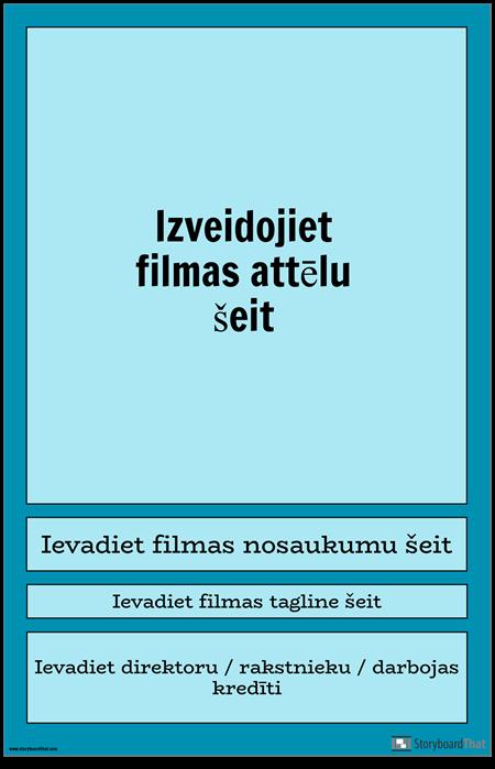 Filmas Plakāts 1