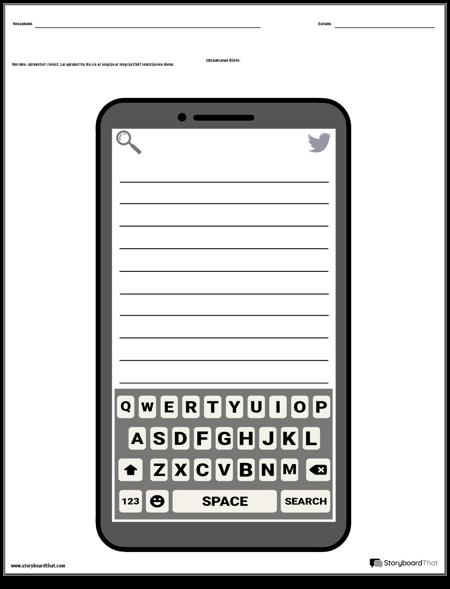 Izbraukšanas Biļete - Sociālās Mediji