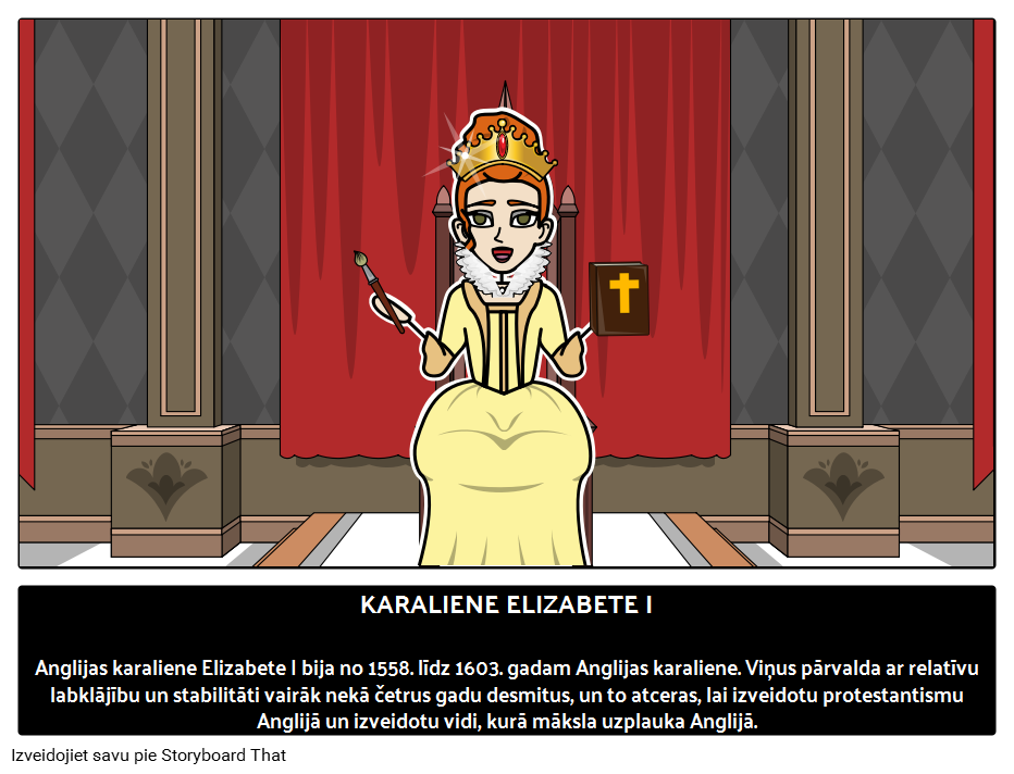 Karaliene Elizabete I