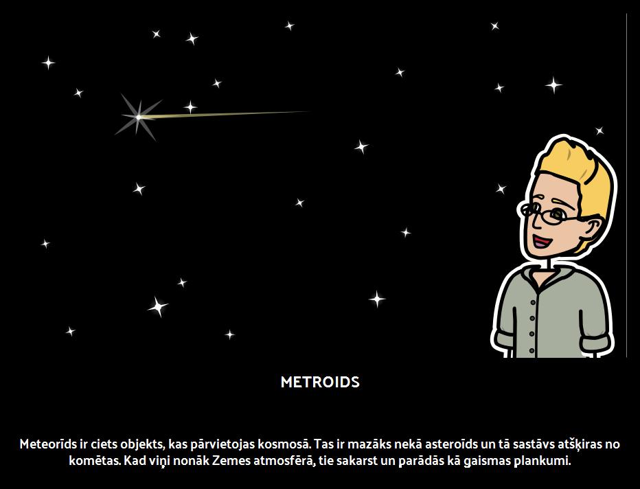 Meteorīds