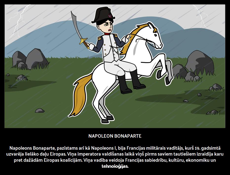 Napoleons Bonaparte