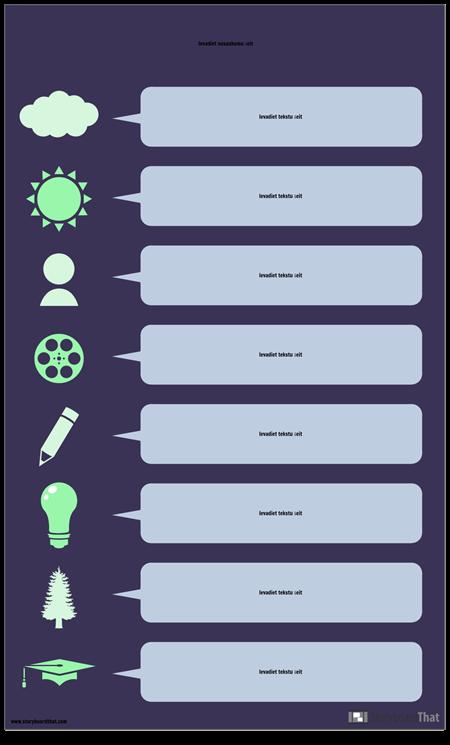 Runas Burbuļa Infografika