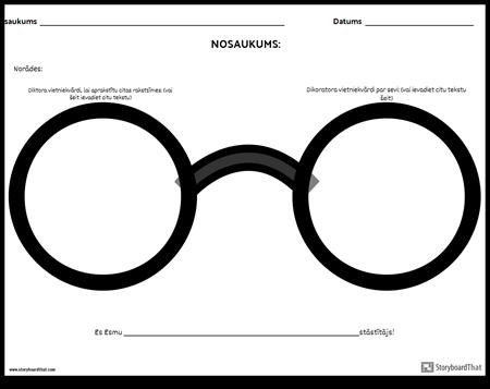 Skatu Punkts - Brilles
