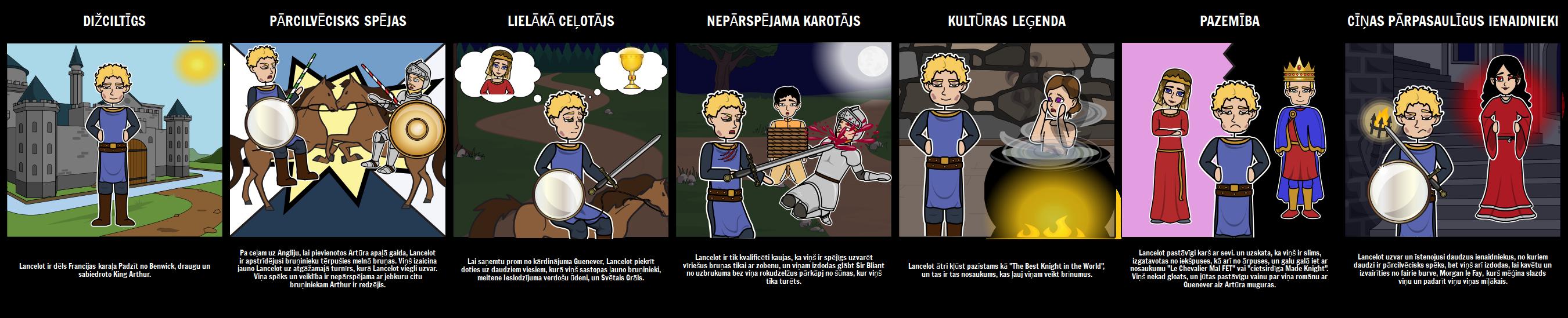 "TOAFK - Epic Hero ""The Nepārdomāta Made Knight"""
