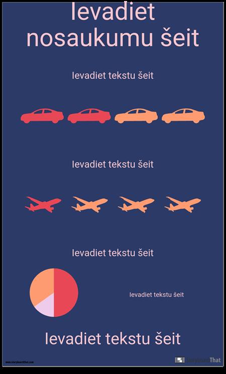 Transports PSA Infographic