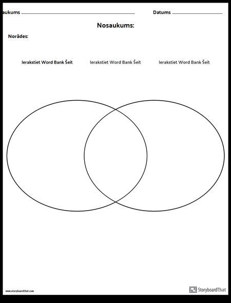 Venn Diagramma - 2