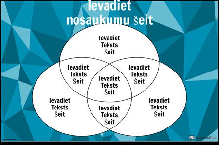 Vennas 3. Diagrammas Apļi