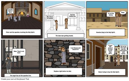 Bible story ch. 57-62