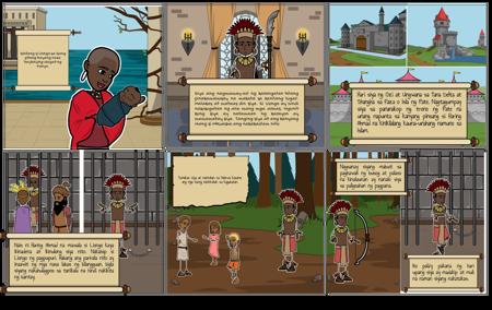 Cartoon History of the Napoleonic Wars