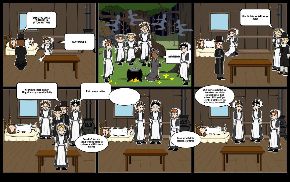 the crucible-act 1part 1