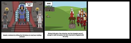 The 3rd Crusade- pt. 2