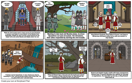 The 3rd crusade