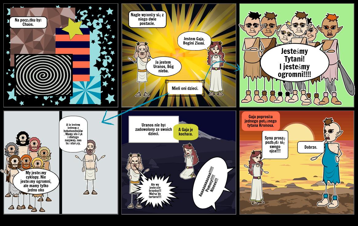 mit o stworzeniu świata część 1
