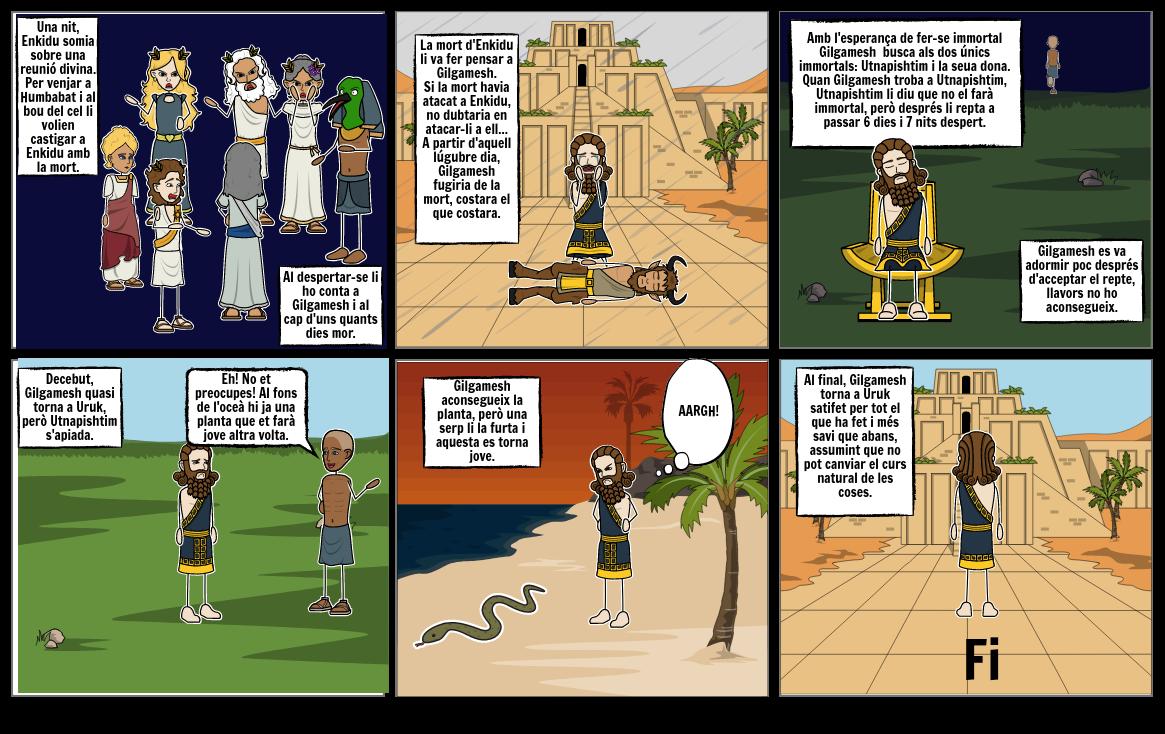 Gilgamesh IIII